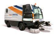 {:ru}Подметально-уборочная машина Tenax Electra 1.0 Neo{:}{:en}Vacuum sweeper machine Tenax Electra 1.0 Neo{:}