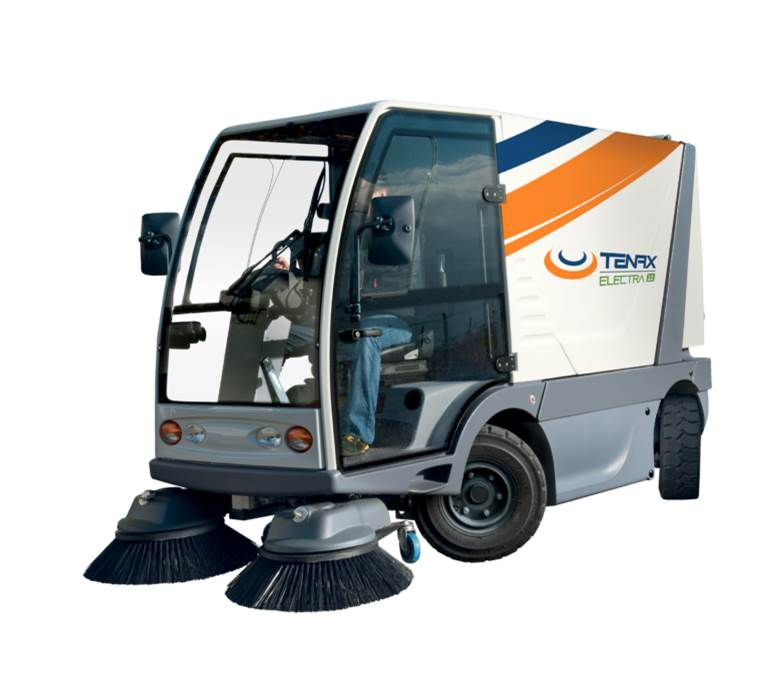 Vacuum sweeper machine Tenax Electra 2.0 Neo