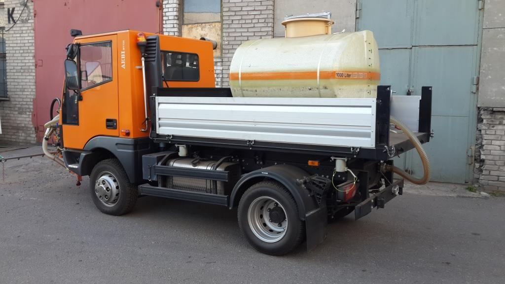Multifunctional utility vehicle MT 720