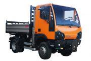 Multifunctional utility vehicle Aebi MT 720