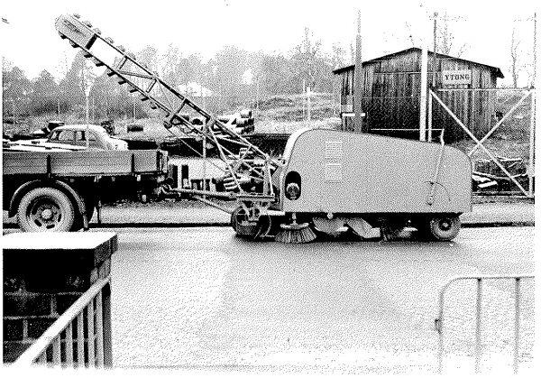 История развития коммунальных машин Швеции