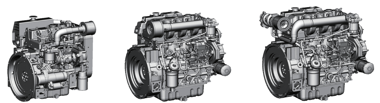 дизельные двигатели Raywin для морского применения